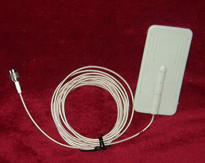 Cellular Multi-Band Low Profile Glass Mount Cell Phone Antenna