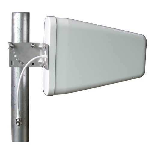 Top Signal 700MHz-2700MHz Wide-Band Log Periodic Yagi/Directional AWS/Cellular/iDen/LTE/PCS Cell Phone Antenna